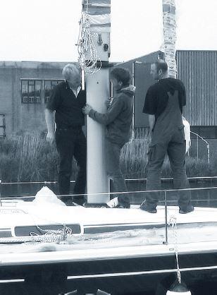 mast-